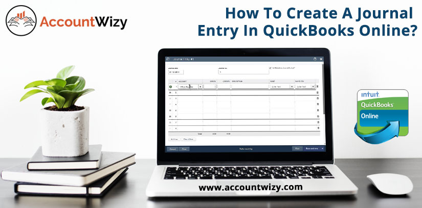 How To Create A Journal Entry In QuickBooks Online?