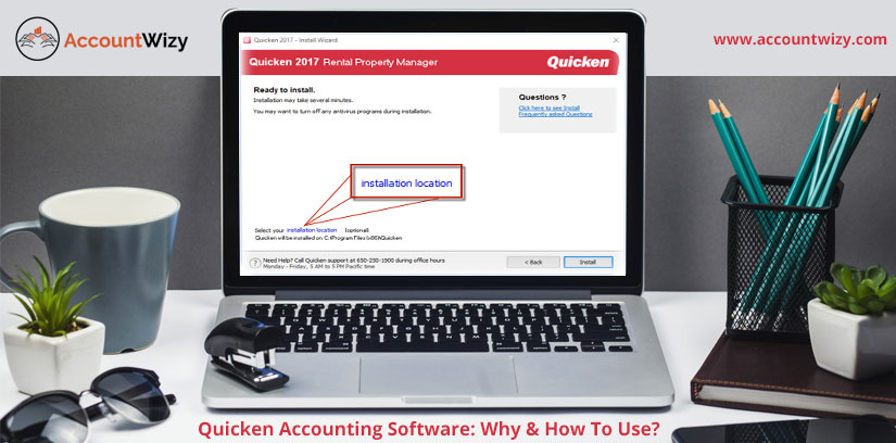 Quicken Accounting Software: Free accounting software