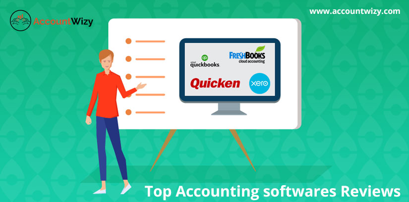 Top Accounting softwares Reviews