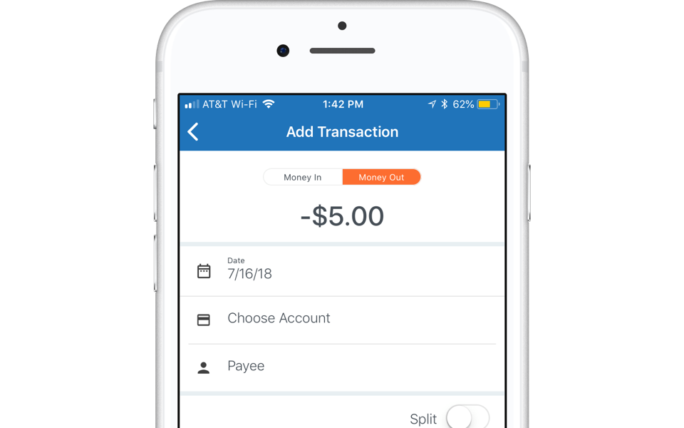 manage finance using Mobile Companion App