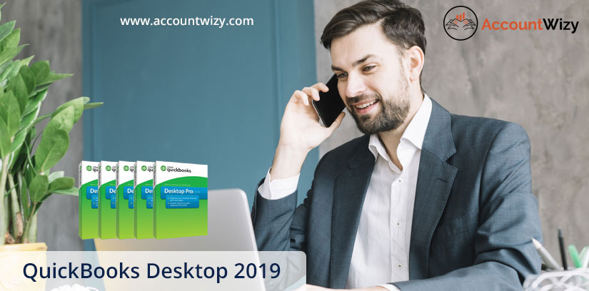 QuickBooks Desktop App: What's New In 2019 - AccountWizy