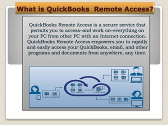 What is QuickBooks Remote Access?