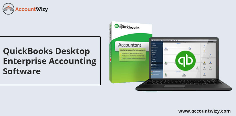 QuickBooks Desktop Enterprise Accounting Software