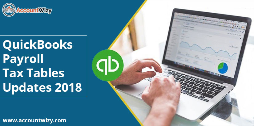QuickBooks Payroll Tax Tables Updates 2018