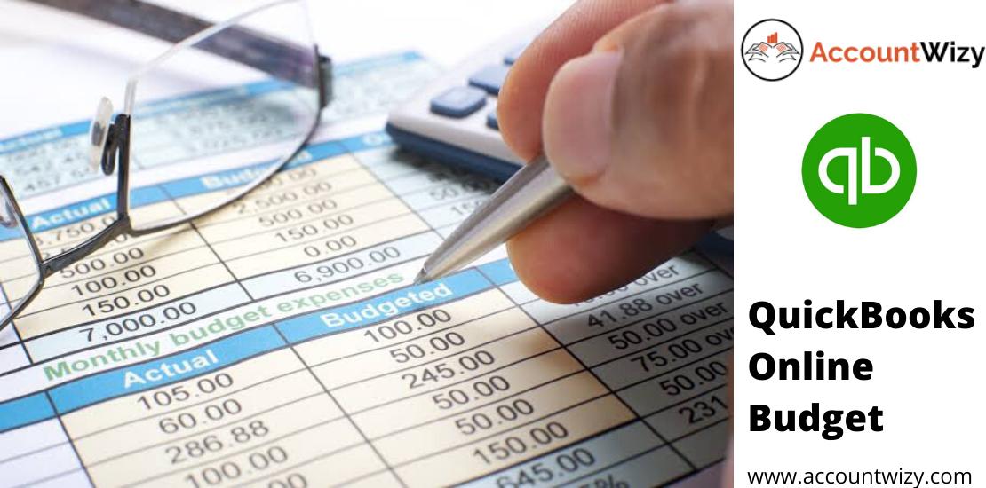 Quickbooks online budget