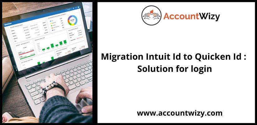 Migration Intuit Id to Quicken Id _ Solution for login