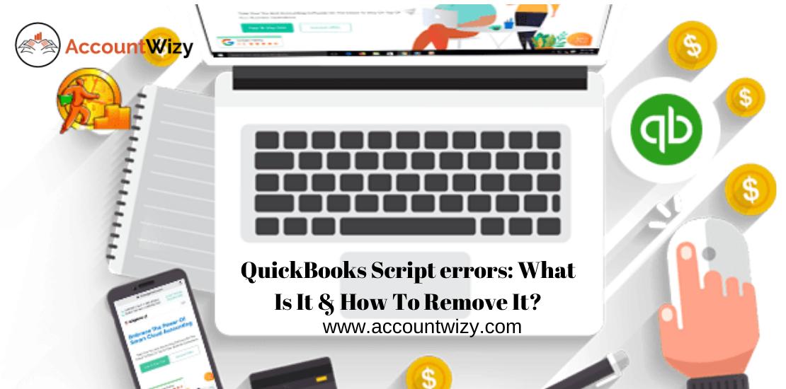 QuickBooks Script errors