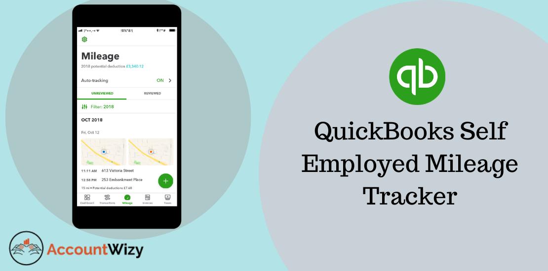 QuickBooks Self Employed Mileage Tracker