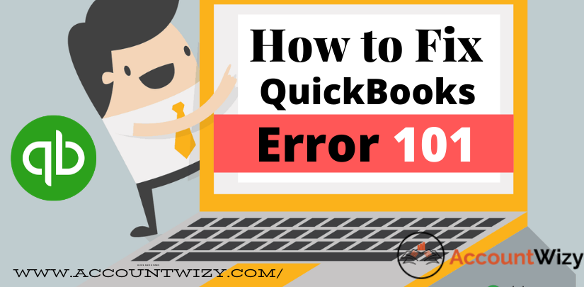 QuickBooks Error 101