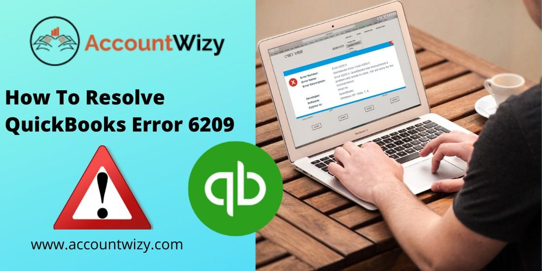 QuickBooks Error 6209