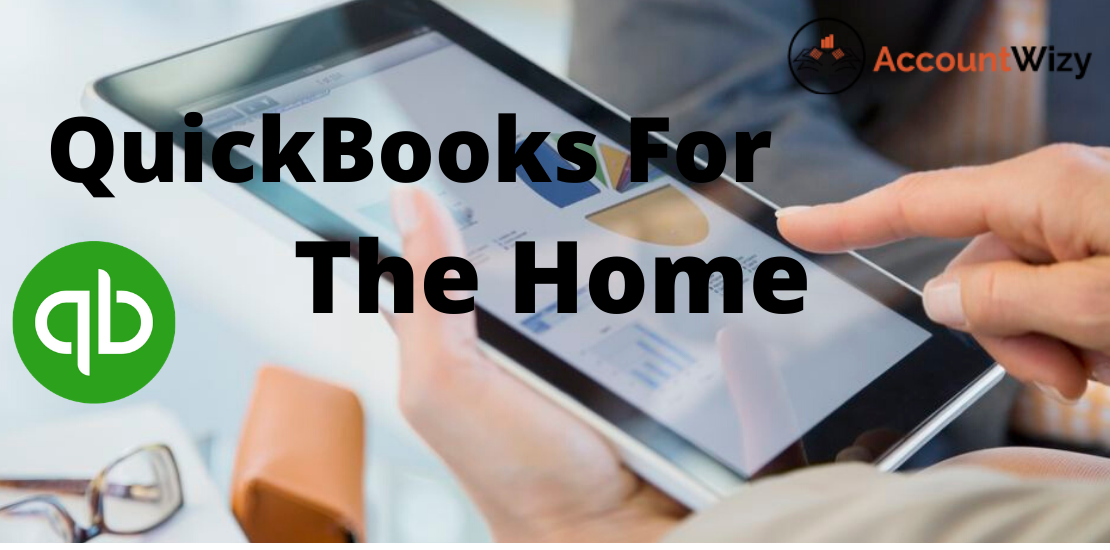 QuickBooks For the home