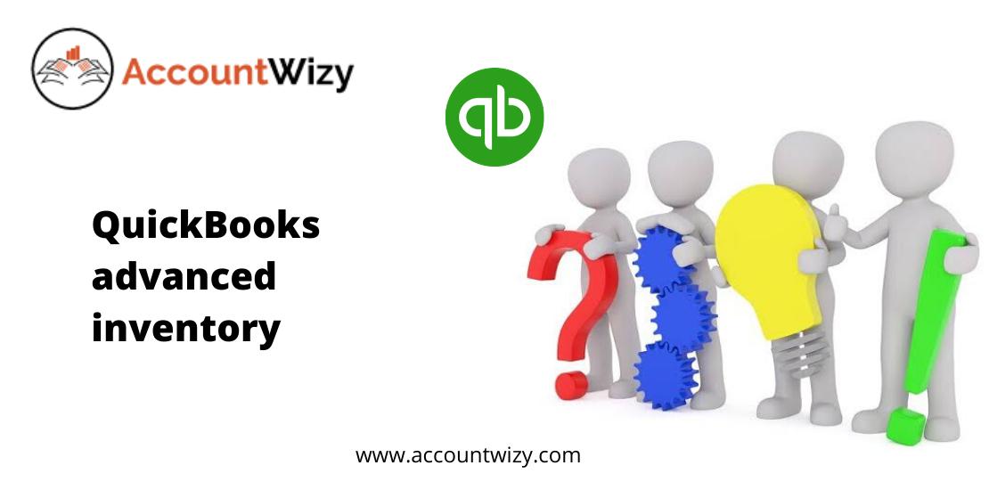 QuickBooks advanced inventory