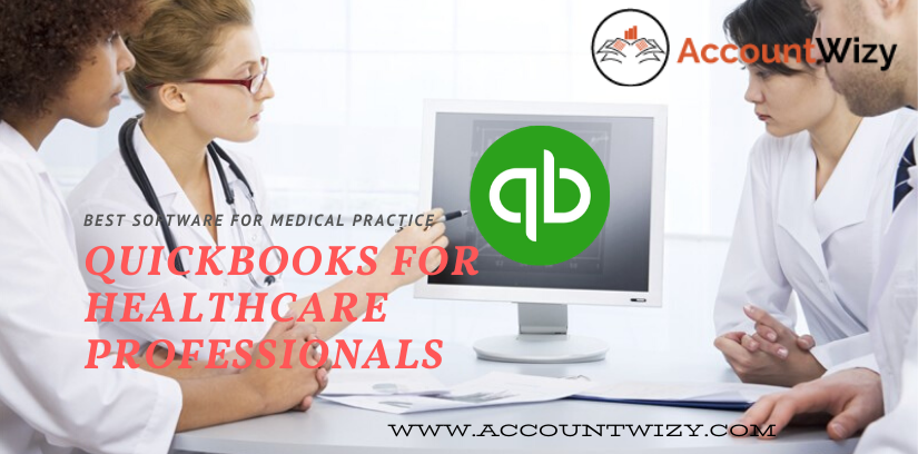 QuickBooks for healthcare professionals