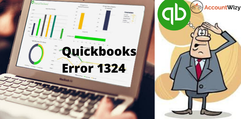 Quickbooks Error 1324
