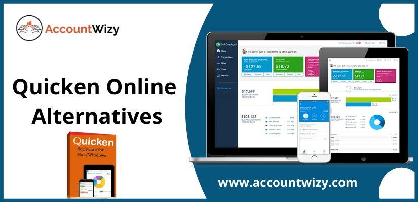 Quicken Online Alternatives