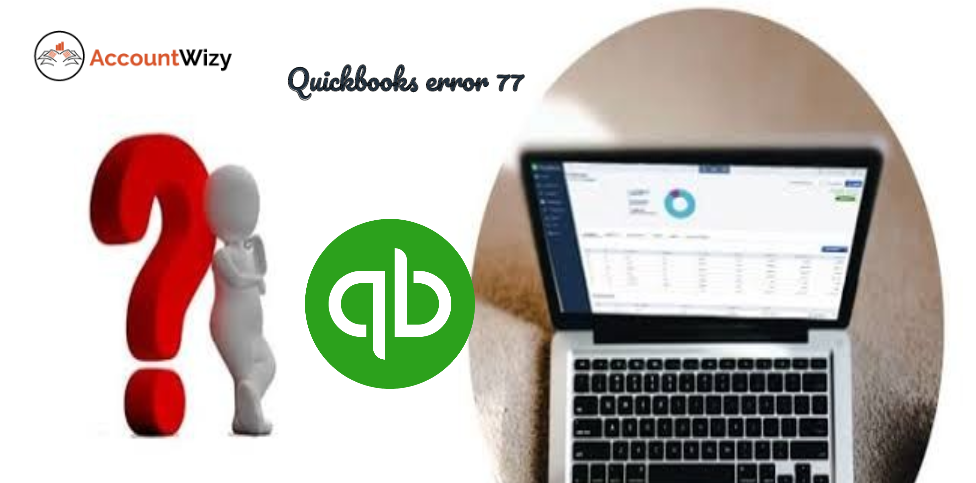 Quickbooks error 77