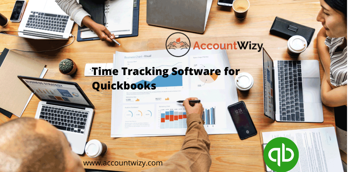 Time Tracking Software for Quickbooks