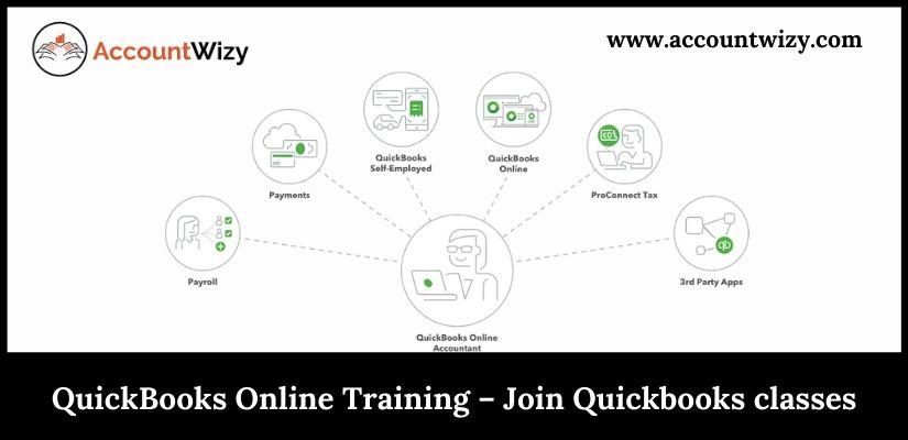 QuickBooks Online Training - Join Quickbooks classes