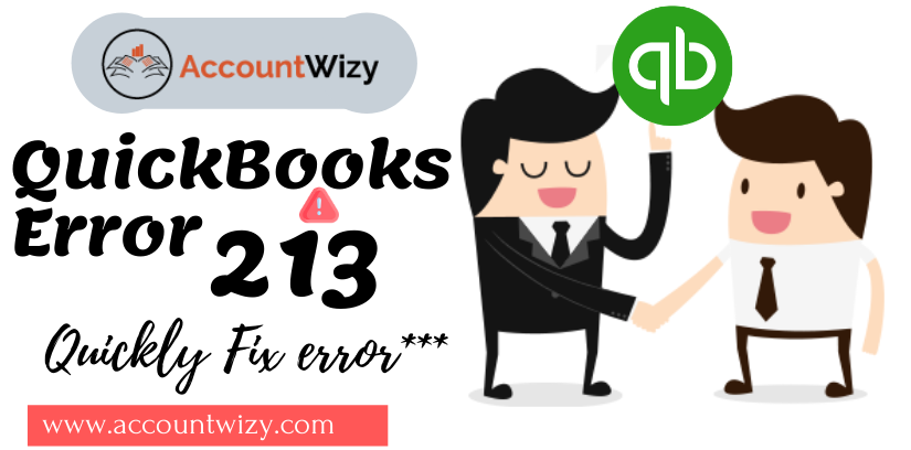 QuickBooks Error 213