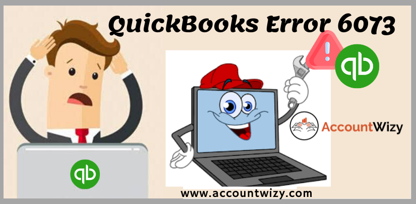 QuickBooks Error 6073