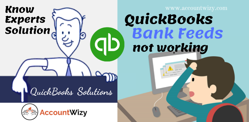 QuickBooks bank feeds not working