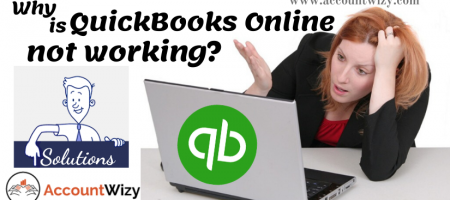 Is your QuickBooks Online not working?