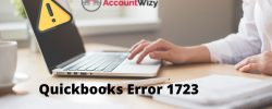 How to resolve QuickBooks Error 1723?