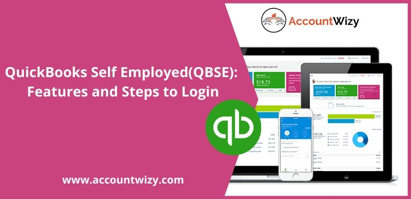 QuickBooks Self Employed(QBSE): Features and Steps to Login