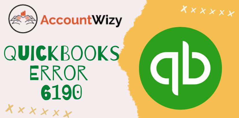 QuickBooks Error 6190