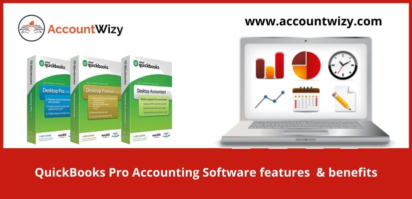 QuickBooks Pro Accounting Software features & benefits
