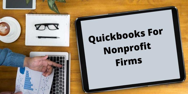 Quickbooks For Nonprofit Firms