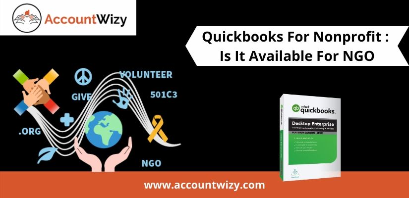 Quickbooks For Nonprofit: Is It Available For NGO