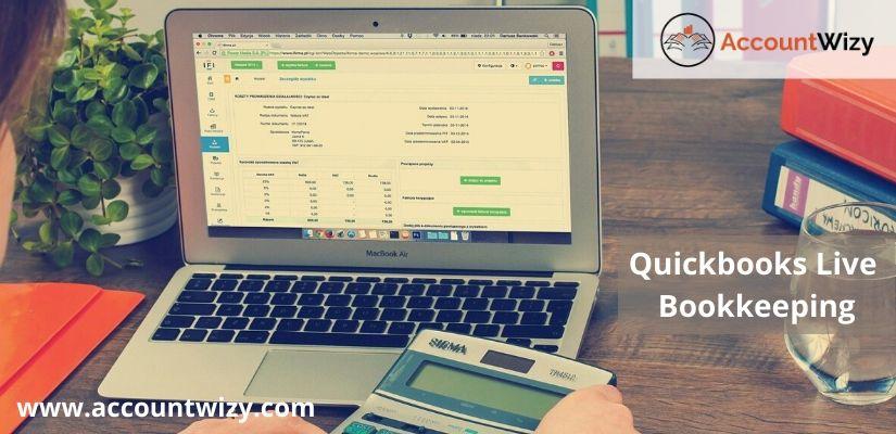 Quickbooks Live Bookkeeping