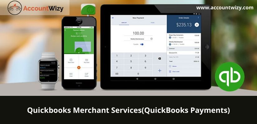 Quickbooks Merchant Services(QuickBooks Payments)