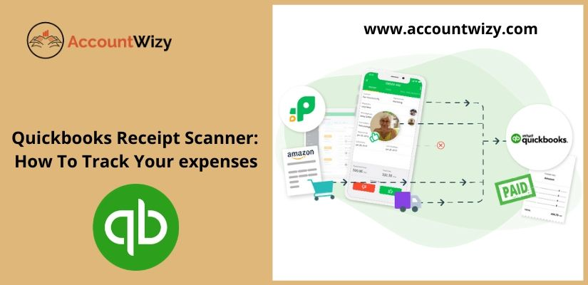 Quickbooks Receipt Scanner: How To Track Your expenses