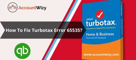 How To Fix Turbotax Error 65535?