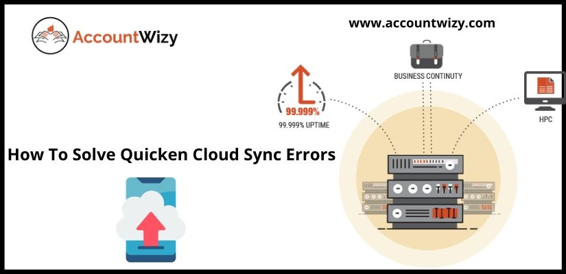 How To Solve Quicken Cloud Sync Errors