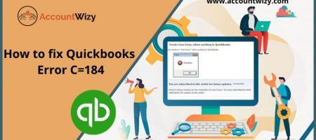 How to fix Quickbooks Error C=184