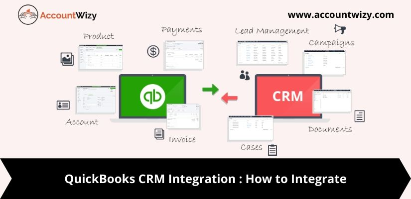 QuickBooks CRM Integration : How to Integrate