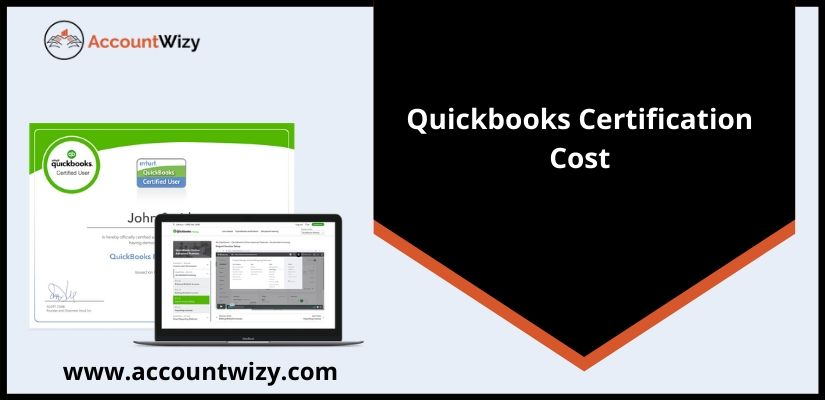 Quickbooks Certification Cost