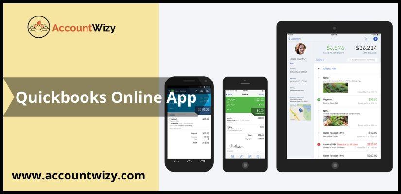 Quickbooks Online App