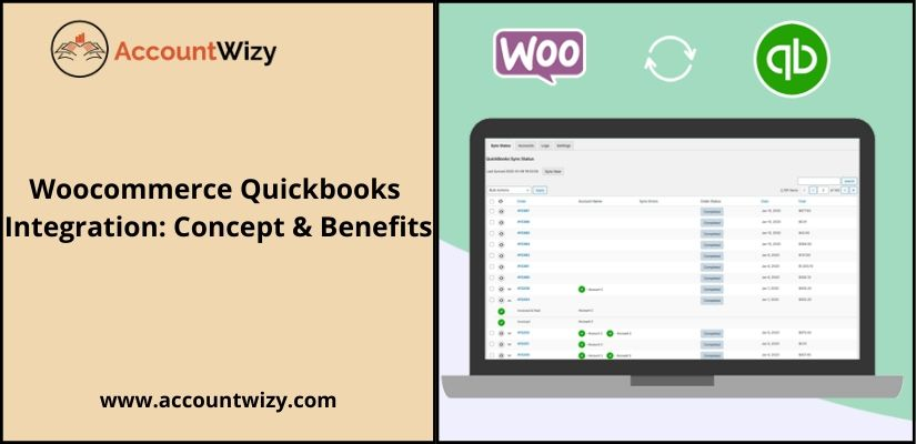 Woocommerce Quickbooks Integration Concept & Benefits