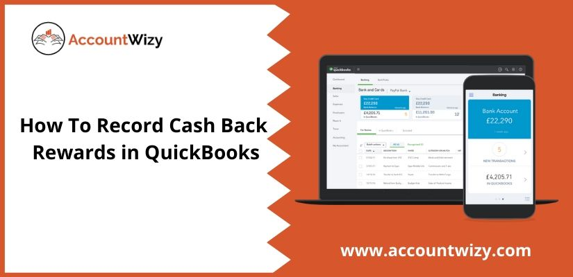 How To Record Cash Back Rewards in QuickBooks