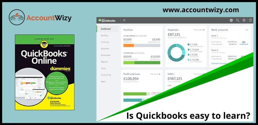 Is Quickbooks easy to learn?