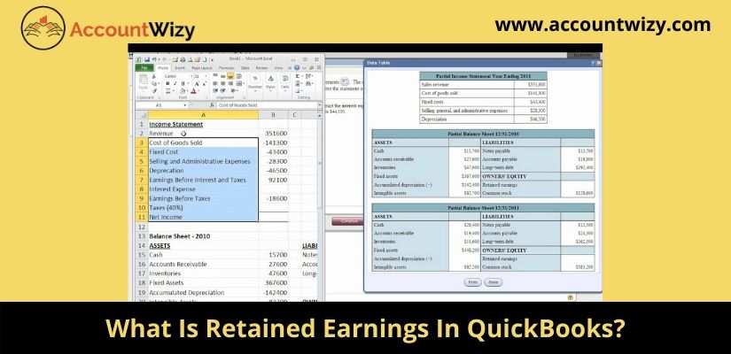 What Is Retained Earnings In QuickBooks?