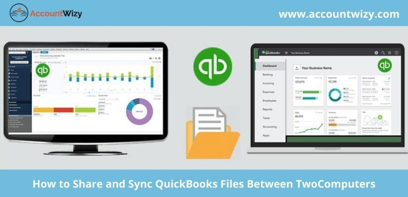 How to Share and Sync QuickBooks Files Between Two Computers