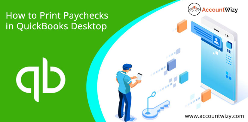 How to Print Paychecks in QuickBooks Desktop