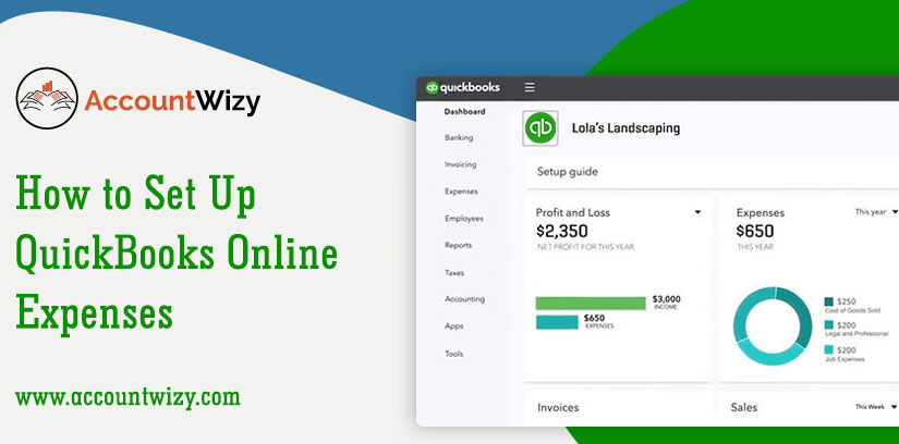 How to Set Up QuickBooks Online Expenses