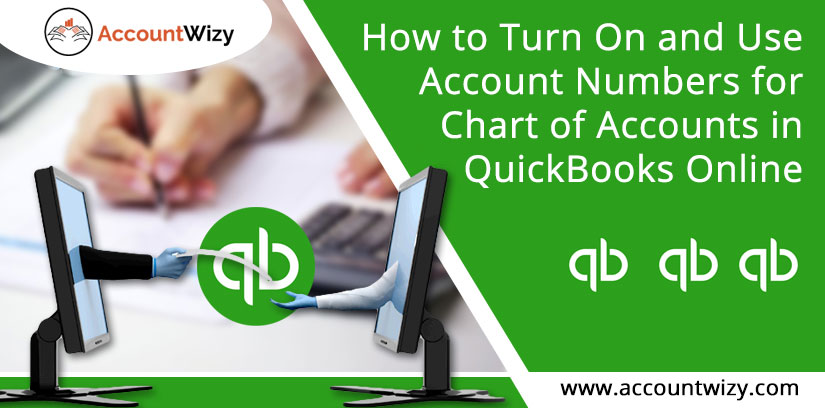 How to Turn On and Use Account Numbers for Chart of Accounts in QuickBooks Online