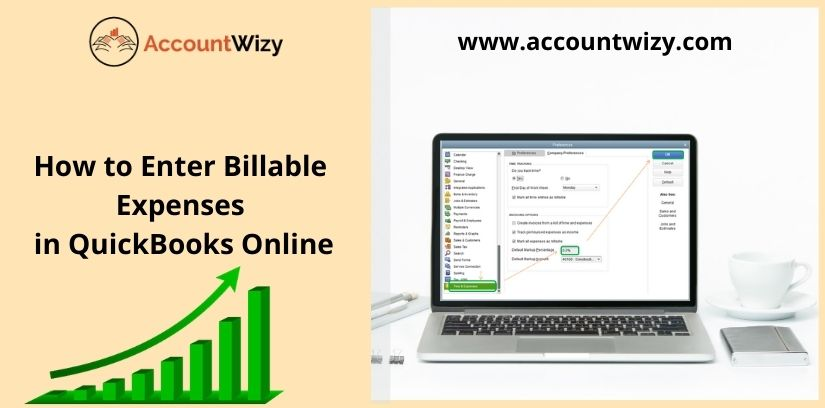 How to Enter Billable Expenses in QuickBooks Online